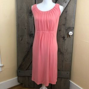 Sundance Beautiful Peach Soft Sundress Size Med
